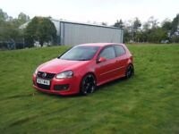 2007 57 VW GOLF GT TDI SPORT 170 LOVELY LOOKING RELIABLE CAR HPI CLEAN NO OFFERS MAY PX