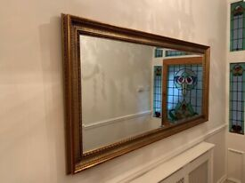 Large Rectangle Mirror - Perfect for a Hallway