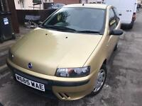 FIAT PUNTO 1.2 *ONLY 35,000 MILES* SERVICE HISTORY *
