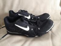 Nike women's track and field running shoes size 7