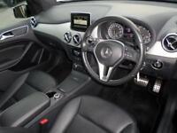 Mercedes-Benz B Class B200 CDI BLUEEFFICIENCY SPORT (black) 2014-09-29