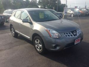 2013 Nissan Rogue S FRONT WHEEL DRIVE