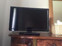 23 Inch Toshiba TV with built in DVD player