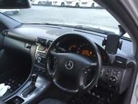 2003 Mercedes Benz C200 Kompressor automatic