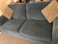 REDUCED 3 & 2 Seater Sofas
