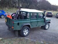 2006 Defender 110 Double Cab TD5