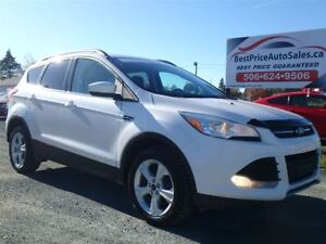 2014 Ford Escape AWD! NAVI! CERTIFIED!