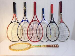 À VENDRE racquettes de tennis ABORDABLE - AFFORDABLE Tennis Racquets For Sale - Great Prices ! - Super Aubaines !