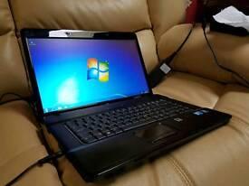 MINT HD WIDESCREEN HP COMPAQ LAPTOP WEBCAM 3GB 320GB CAN DELIVER