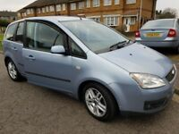 FORD FOCUS C-MAX AUTOMATIC 2.0 PETROL (56 PLATE)