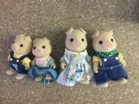Pig Sylvanian Family