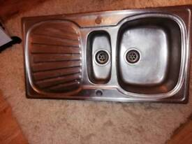 Stainless steel sink ,,.............