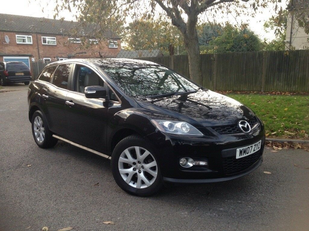 Mazda mazda 2.3 turbo : Mazda CX-7 2.3 Turbo | in Hatfield, Hertfordshire | Gumtree