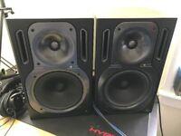 Behringer B2031A Studio Monitors - £200.