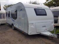 2013 Adria Astella Amazon 613 HT Fixed Single Beds Caravan