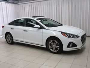 2018 Hyundai Sonata AT LAST, THE PERFECT CAR FOR YOU!! SPORT SED