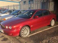 Jaguar x type r for sale