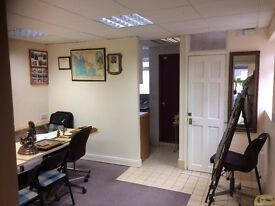 SECURED OFFICE SPACE TO LET