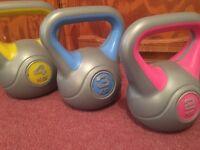 York Fitness Kettlebells