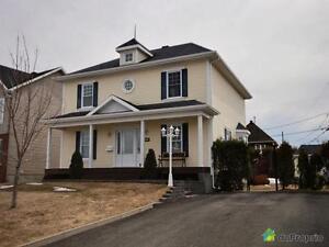 350 000$ - Maison 2 étages à vendre à Breakeyville