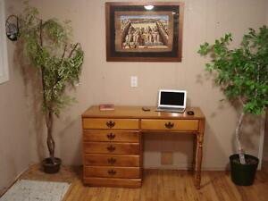 "Roxton"" Maple Desk"