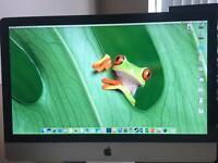 iMac 27 top spec