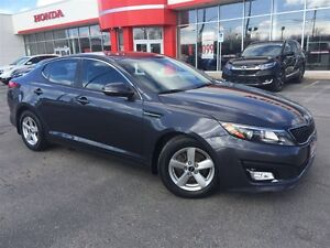 2014 Kia Optima LX| Accident Free| One Owner| Heated Seats|