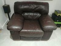 Very comfy armchair