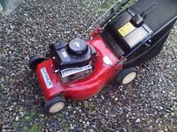 GARDEN MACHINERY PETROL MOWERS,HEDGECUTTERS,STRIMMERS ETC ALSO MOTORCROSS/TRAILS BIKE PROJECT
