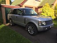 Range Rover Vogue 4.4 V8 with lpg conversion