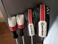 Taylormade M1 Golf Clubs - Driver, 3-Wood and Hybrids