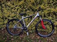 Carrera Fury mountain bike LTD