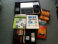 Vintage Texas Instruments computer