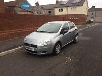 New shape Grande Fiat Punto 5 door low insurance ,px welcome