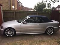 BMW 330 CD Sport Convertible