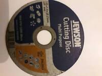 Multi purpose cutting disk