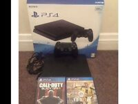 PS4 Slim Extreme Gaming Bundle