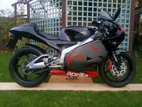 Aprillia rs125 full power ( low milage very clean )