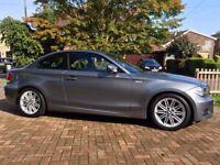BMW 120i M Sport Coupe - Petrol/Manual