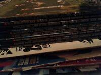 Metal Hammer Magazines x 16 2001-2015