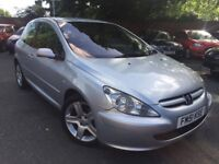 51 plate - Peugoet 307 - Hdi - 2.0 litre diesel - one year mot - Partex to clear