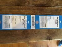 Nine Inch Nails - Two tickets to Berlin concert on 2 July 2018.