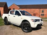 L200 2.5DI-D 134 4WORK CREWCAB PICKUP-FULL HISTORY-3 MONTHS WARRANTY-FINANCE AVAILABLE