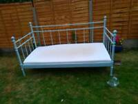 Lovely framed single bed