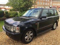 Range Rover vogue Lpg converted