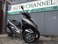 Piaggio MP3 YOUrban LT 300 IE£2,985 DRIVE ON CAR LICENSE
