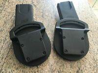 Mamas and Papas Adaptors for Maxi Cosi car seat