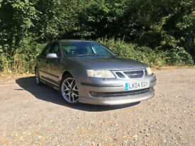 Saab 9-3 2.0 T Aero 4dr - Automatic - Lots Of History - Long Mot Until March 2019