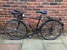 XS 43cm Surly long haul trucker steel touring bike