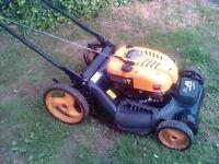 Lawn Mower with Briggs & Stratton 7.0 Intek Petrol Engine